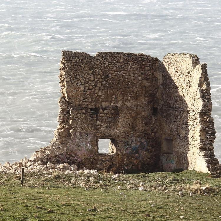 Hispania Nostra y Grupo Alceda censuran el derrumbe avisado de la torre de San Telmo