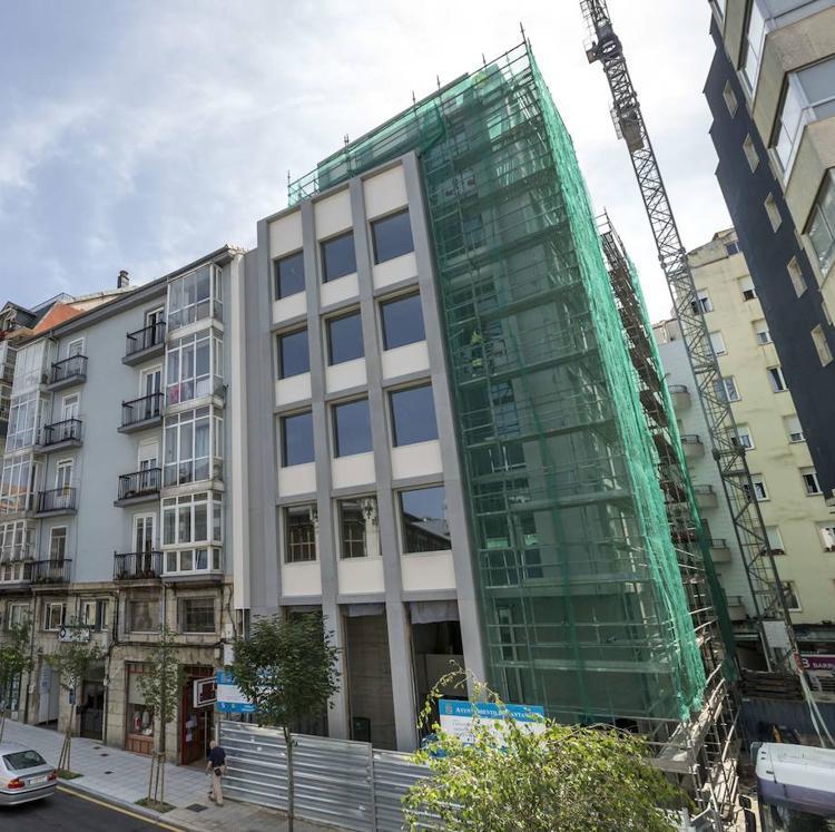 Las ayudas para la rehabilitación en edificios serán de hasta un 75%