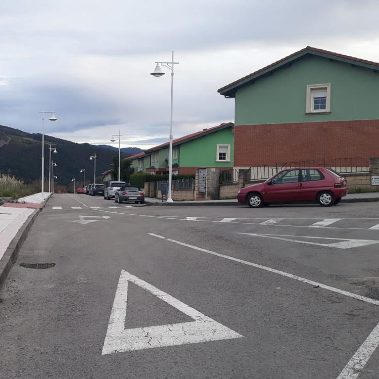 Avanzan los trabajos de urbanización en La Loma para poder legalizar más de cien viviendas