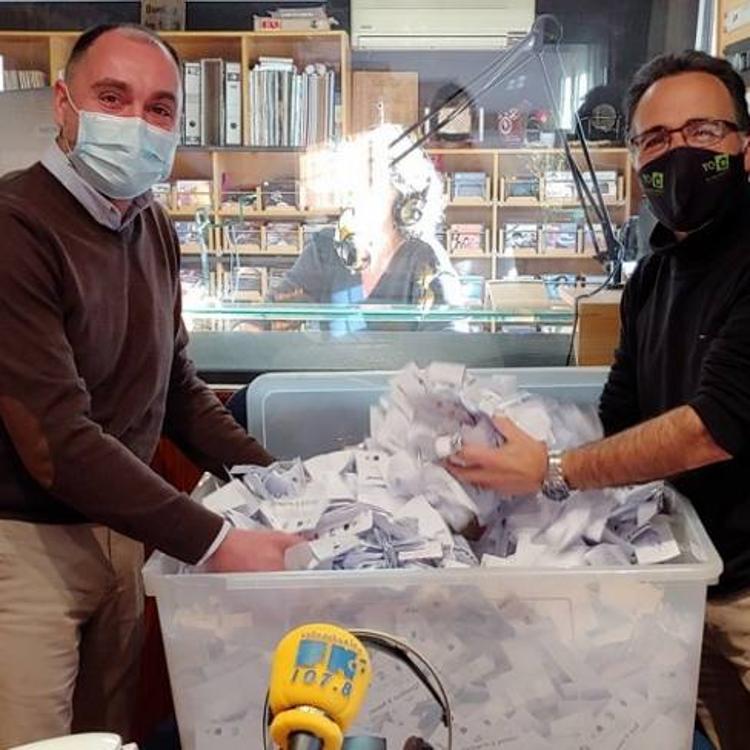 El comercio y la hostelería de Los Corrales salvan la Navidad con su última campaña de promoción