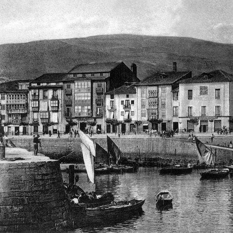 Viniendo de Santander