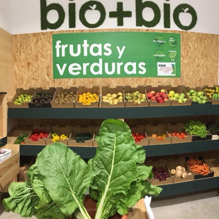 Marta de la Fuente: «Bilbao tiene mucha más cultura de consumo ecológico que Santander»