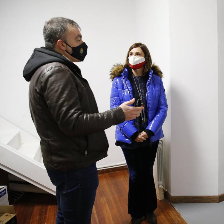 Instalado un ascensor en el Ayuntamiento de Ruesga para eliminar barreras
