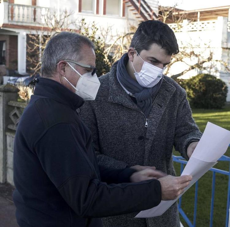 El PSOE de Santander pide soluciones a las inundaciones que sufren los vecinos de Corbanera