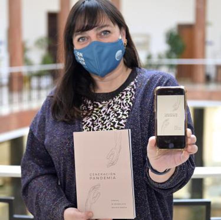 Publicado el libro 'Generación Pandemia', escrito por jóvenes autores de Santander