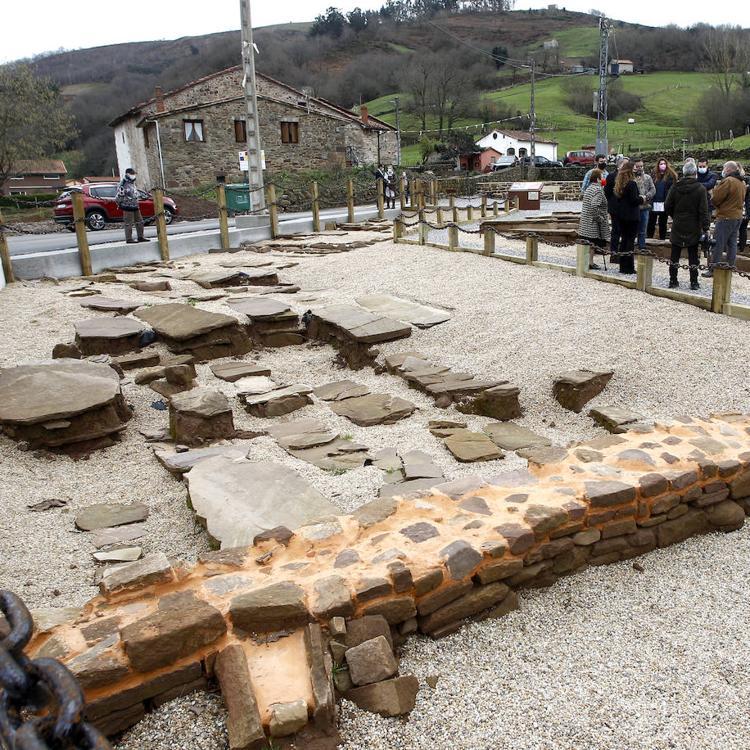 Arenas estrena un centro de interpretación funerario del medievo único en la región