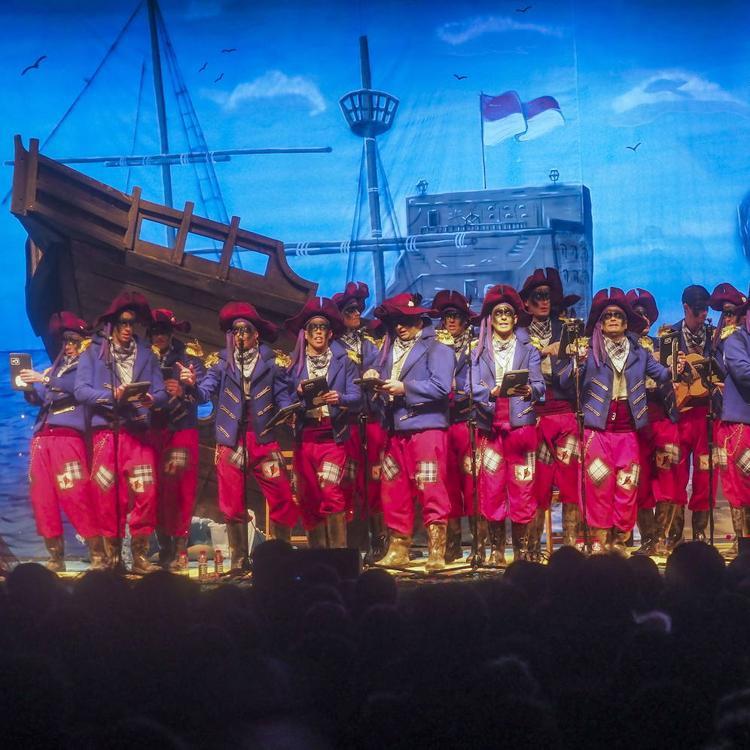 Santoña se reiventa con un carnaval virtual que repasará sus 40 años de historia