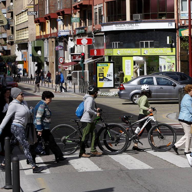 Torrelavega trabaja en la elaboración del Plan Estratégico de la Bicicleta