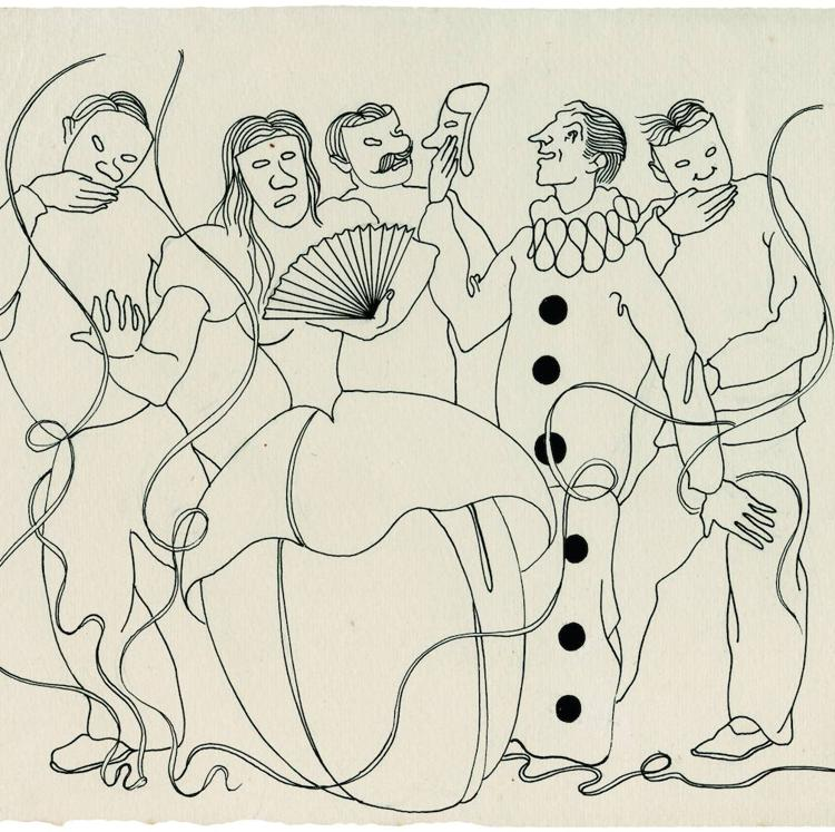 Torrelavega suma 99 dibujos y 2 grabados a la exposición permanente de Hidalgo