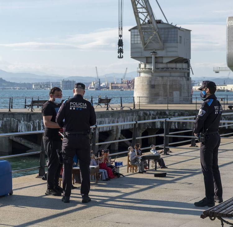 CCOO solicita la reanudación urgente del proceso selectivo de 36 plazas de Policía en Santander