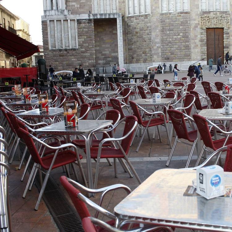Torrelavega organiza un concurso de decoración de terrazas hosteleras