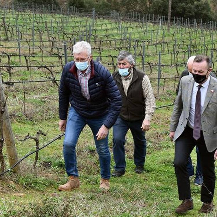 Blanco aboga por aprovechar las potencialidades agroalimentarias de la comarca de Liébana