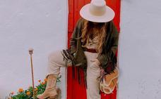 El mono, una prenda que la 'influencer' Laura González Quintana convierte en básica para el día a día