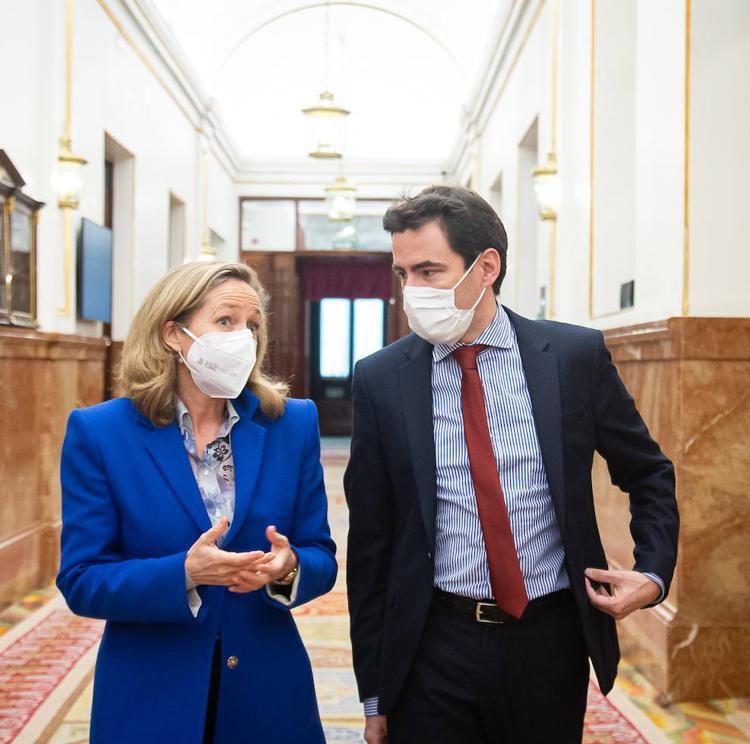 Casares ve en el Plan España Puede «una oportunidad para que la recuperación llegue cuanto antes»