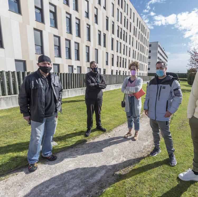 Los vecinos del barrio Primero de Mayo confían en que Vivienda «haga justicia»