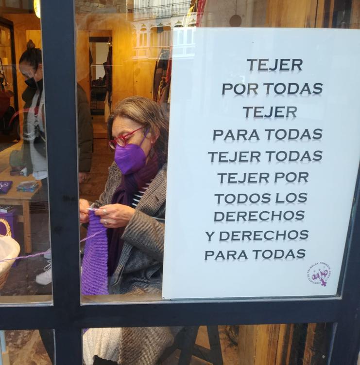 Cantabria celebra el 8M con una agenda adaptada a la pandemia