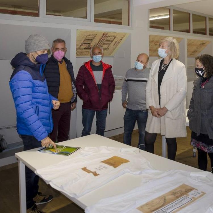 El colegio Torres Quevedo estrenará el próximo curso la mayor área expositiva sobre el inventor iguñés