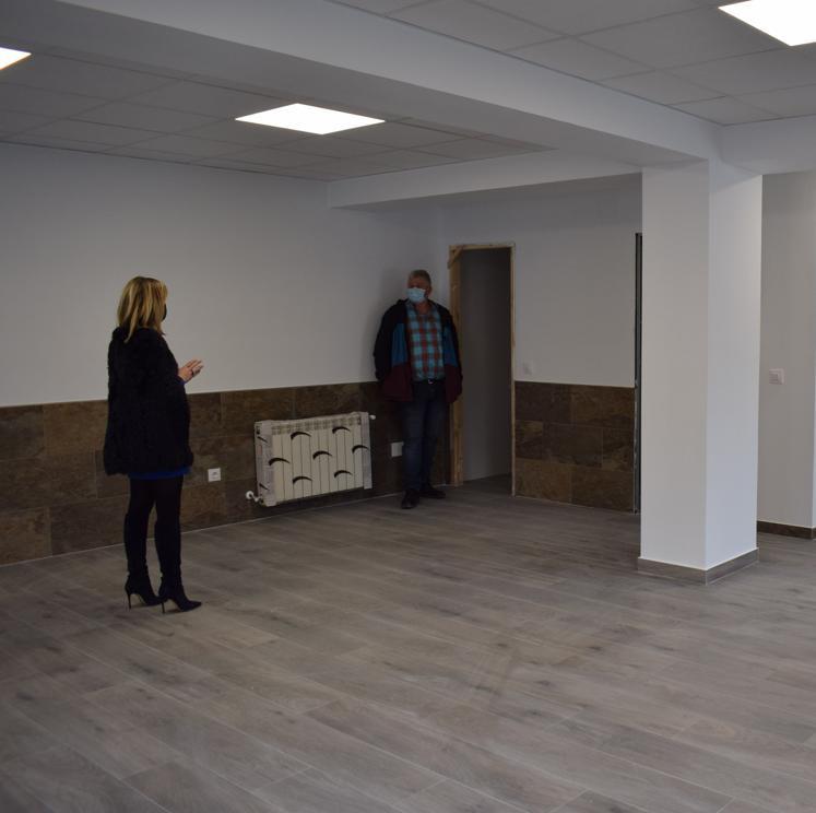 Las obras de la nueva Casa de la Juventud de Renedo entran en su fase final