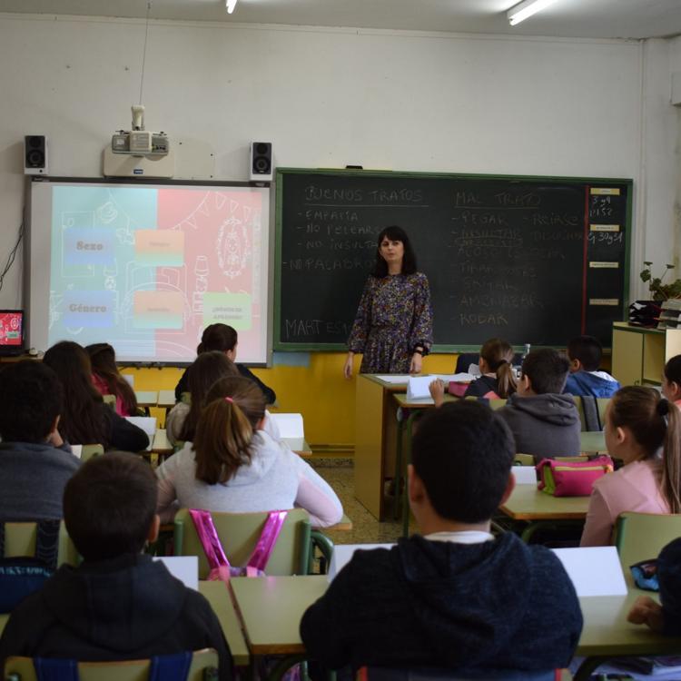 Piélagos lanza un plan en las aulas para prevenir y actuar contra el acoso escolar