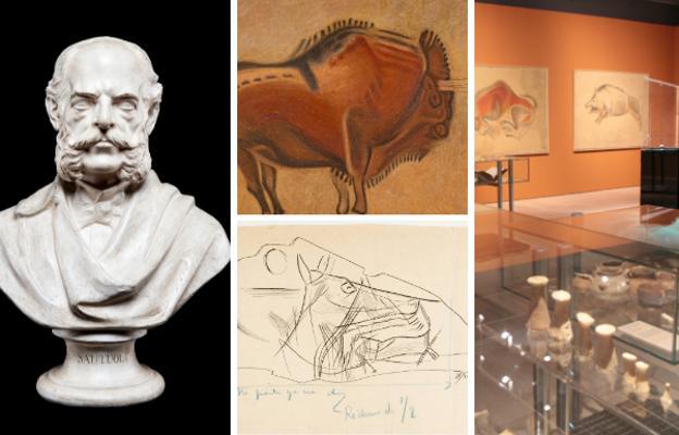 Altamira y Sautuola, en el milenario viaje del arte rupestre que traza el  Museo Arqueológico Nacional   El Diario Montañes