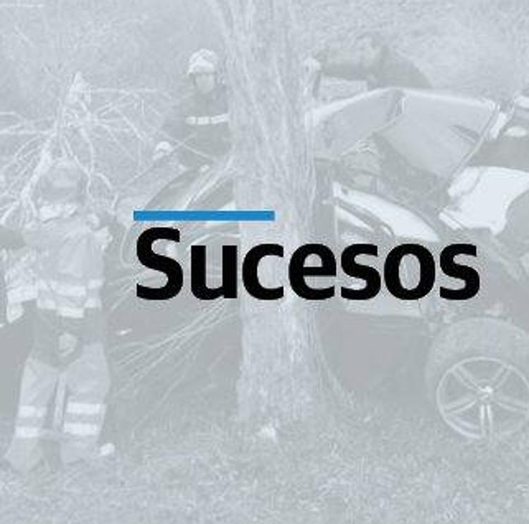 Un kamikaze provoca un accidente sin heridos en la A-67 a la altura de Barros
