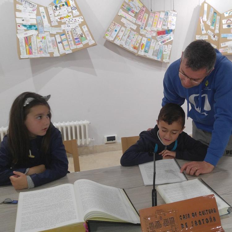 Santoña celebra la Semana del Libro con cuentacuentos, teatro familiar y lecturas