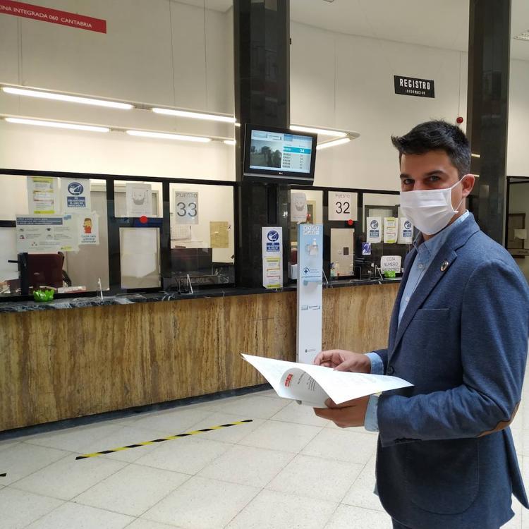 El PSOE registra 78 propuestas al segundo Plan de Choque para paliar los efectos del covid