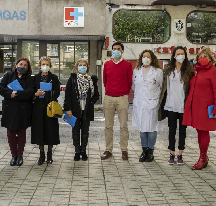 Unate reconoce «el esfuerzo encomiable» de la Atención Primaria en Cantabria