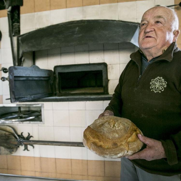 Fallece Antonio Ruiz, el panadero de Orzales
