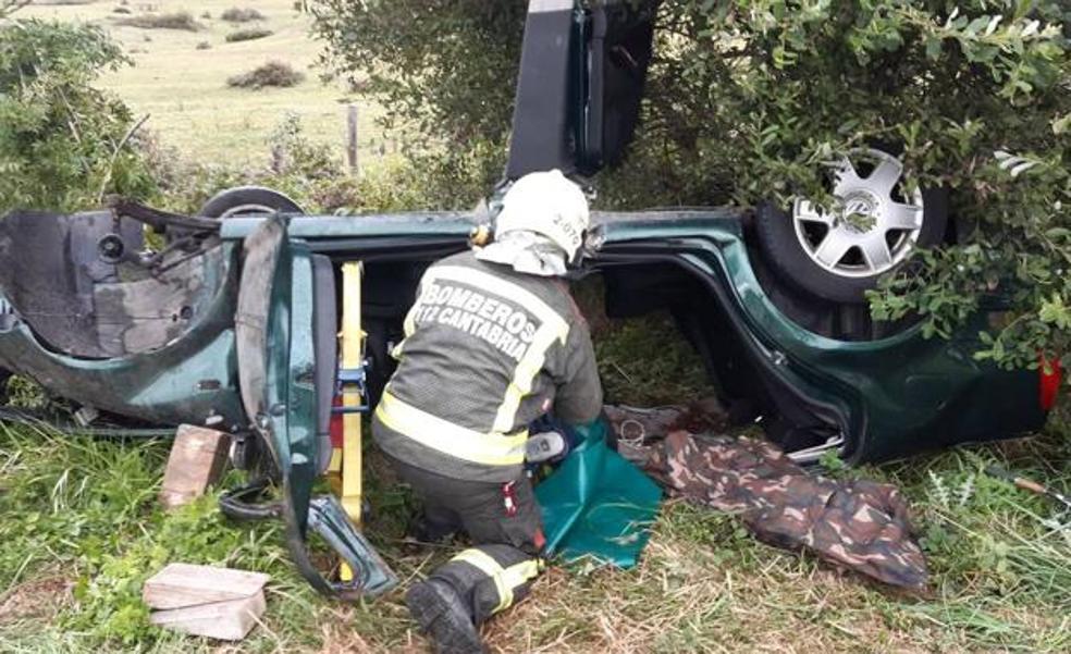 Las víctimas mortales en accidente se mantuvieron en 2020 pese a reducirse la movilidad un 25% en Cantabria