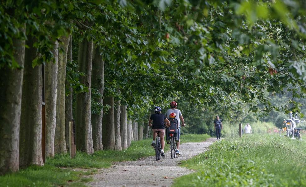 Torrelavega convoca un concurso de fotografía para promocionar sus zonas verdes