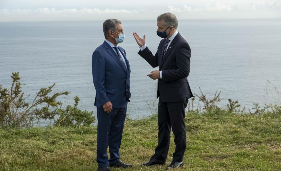 Urkullu lanza un aviso al turismo cántabro: este verano será más «estricto» que el año pasado