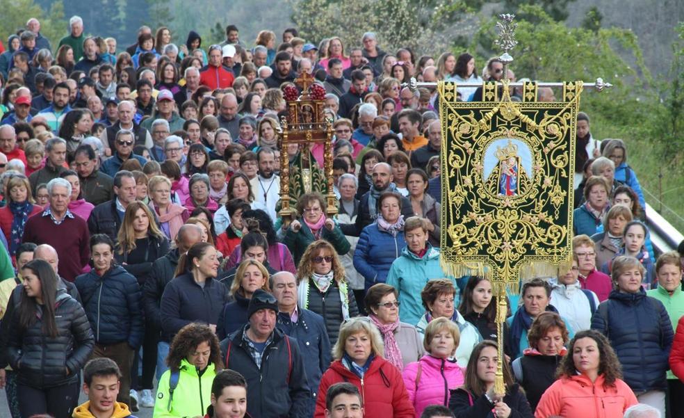 Las celebraciones en honor de la Virgen de la Luz sufrirán modificaciones