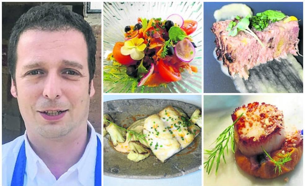 Una década de grandes sensaciones al paladar en restaurante El Remedio de Ruiloba