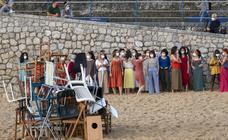 'Al Relente', danza en El Sardinero