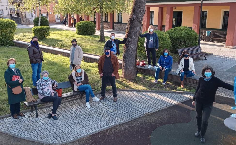 La pandemia como argumento para una novela negra ambientada en Los Corrales