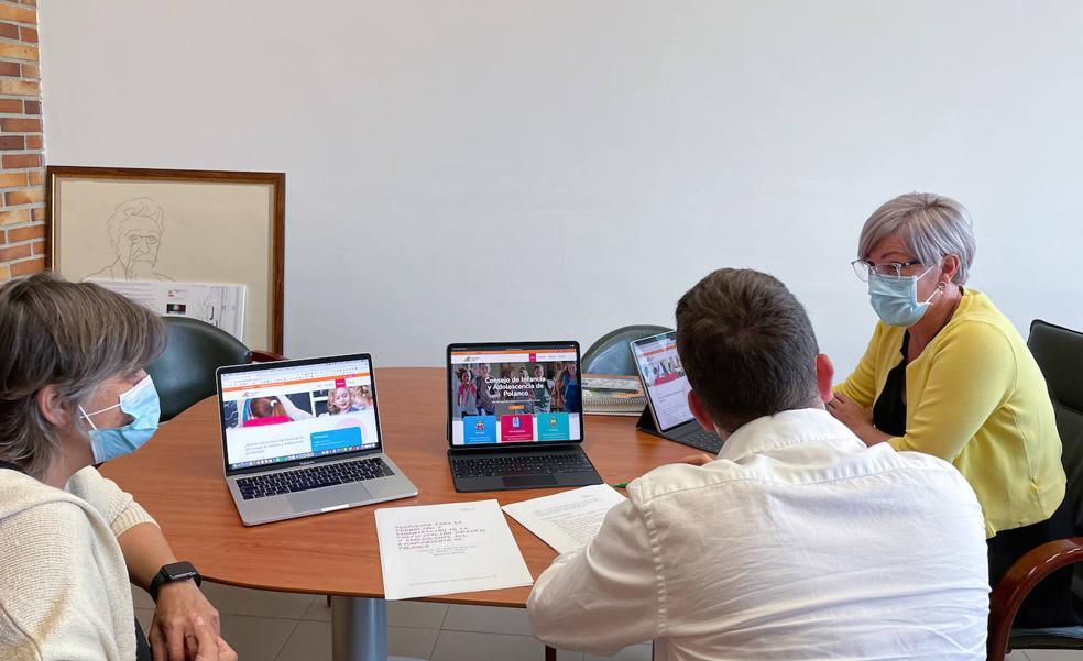 Polanco inicia los tramites para crear el Consejo de Infancia y Adolescencia