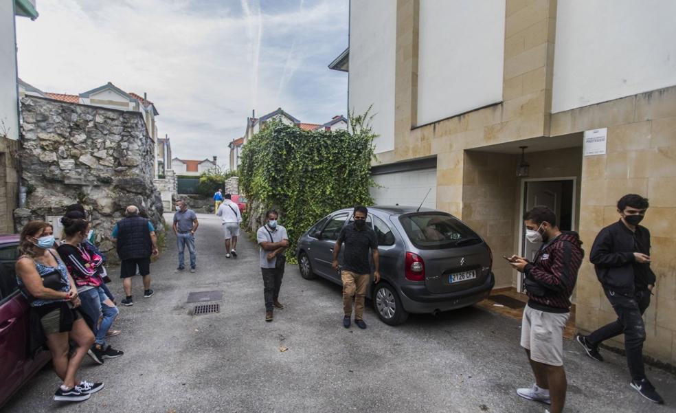 Aplazado 'in extremis' el desalojo de una familia en Piélagos