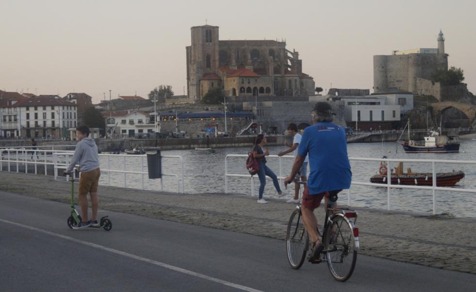 Castro celebra la Semana Europea de la Movilidad en el parque Amestoy