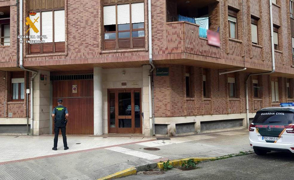 Un vecino de Castro, detenido por robos con fuerza en trasteros con un compinche que actualmente está preso