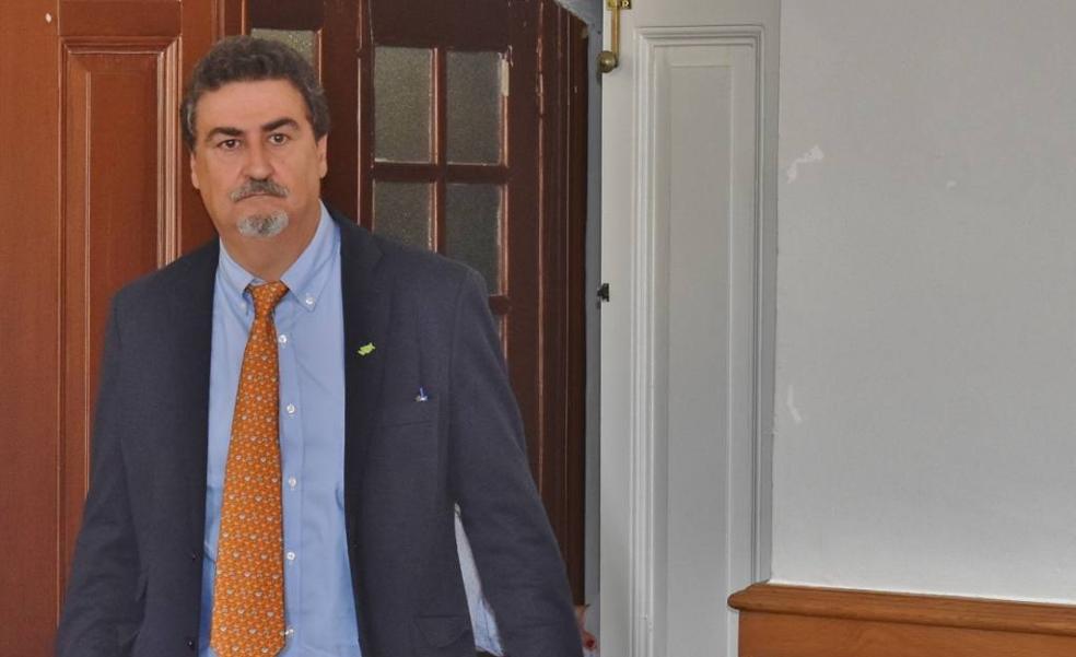 Vox exige «que se depuren responsabilidades por negligencia» tras el robo de armas en Los Corrales