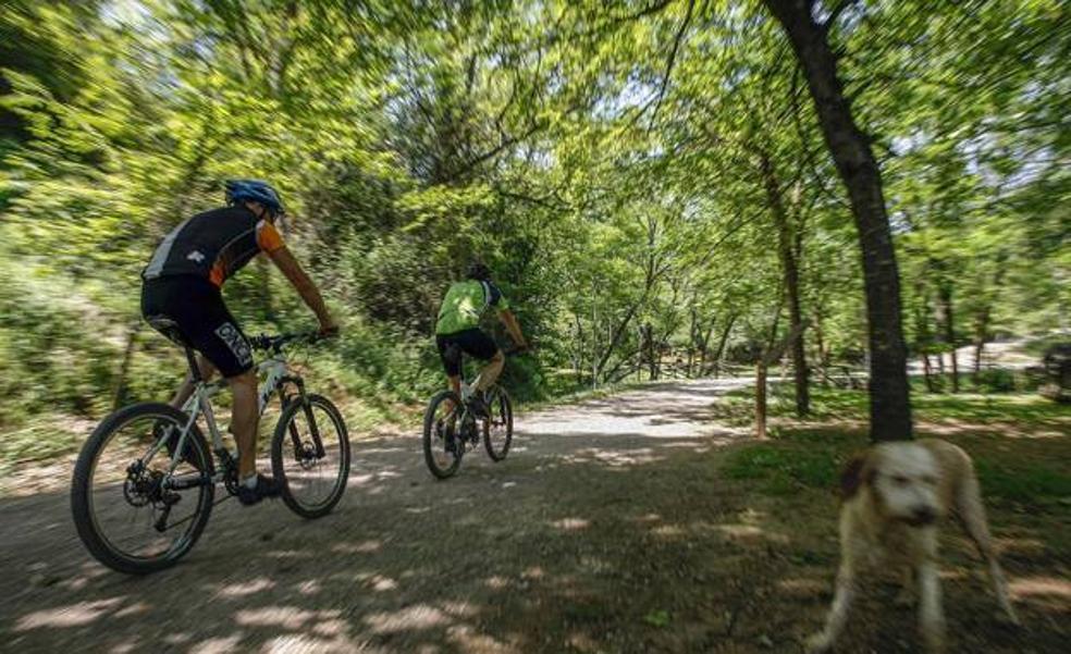 La mitología cántabra llega este sábado al parque de La Viesca