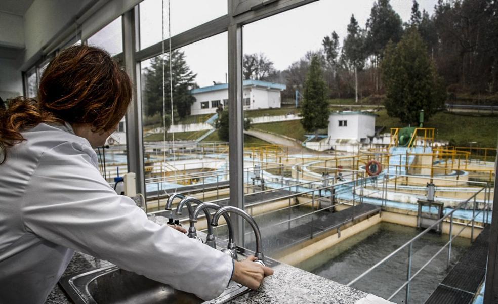 Torrelavega quiere ampliar la depuradora para garantizar el suministro de agua