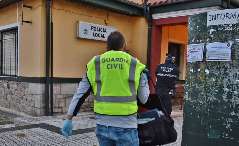 El gobierno de Los Corrales confía en una pronta resolución del robo del armero de la Policía Local