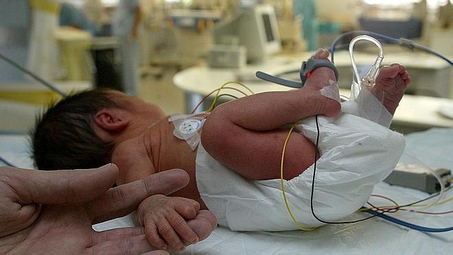 Los bebés prematuros tienen más riesgo de padecer asma