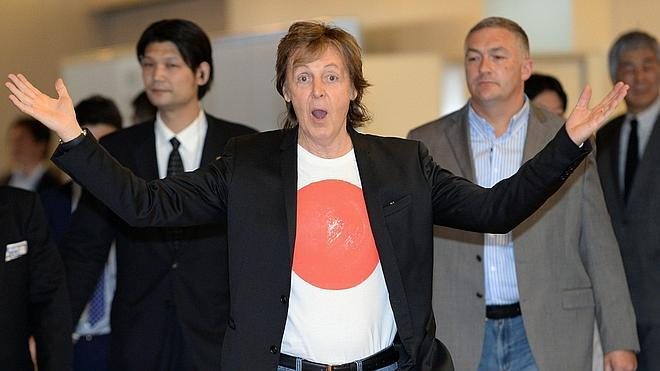 Paul McCartney suspende sus conciertos en Tokio por motivos de salud
