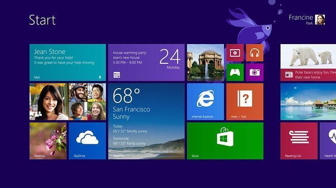 China prohíbe Windows 8 en los ordenadores gubernamentales