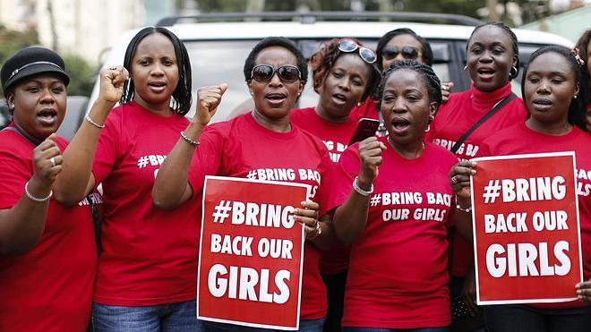 Nigeria sospecha que las niñas han sido divididas en grupos por todo el país