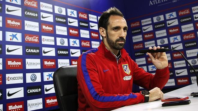 Juanfran: «Ramos os quiere engañar»