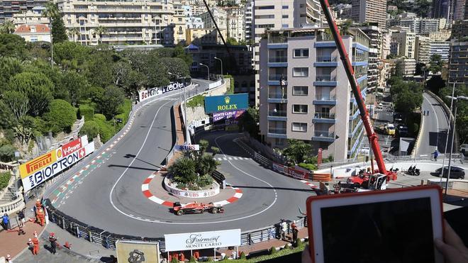 Mónaco, donde sucede lo increíble